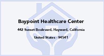 Baypoint Healthcare Center