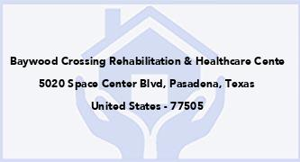 Baywood Crossing Rehabilitation & Healthcare Cente
