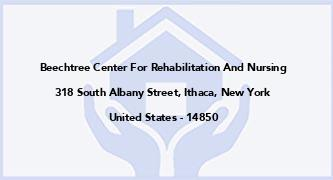Beechtree Center For Rehabilitation And Nursing