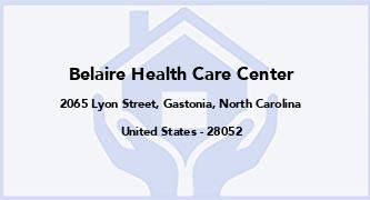 Belaire Health Care Center
