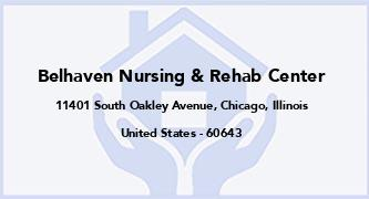 Belhaven Nursing & Rehab Center