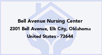 Bell Avenue Nursing Center