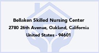 Bellaken Skilled Nursing Center