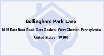 Bellingham Park Lane