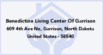 Benedictine Living Center Of Garrison