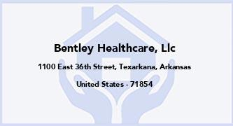 Bentley Healthcare, Llc