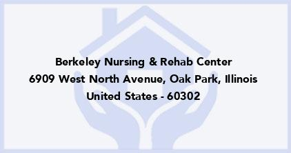 Berkeley Nursing & Rehab Center