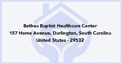 Bethea Baptist Healthcare Center