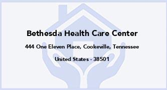 Bethesda Health Care Center