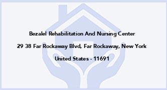 Bezalel Rehabilitation And Nursing Center