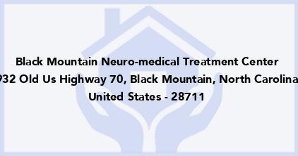 Black Mountain Neuro-Medical Treatment Center