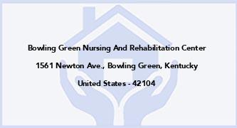 Bowling Green Nursing And Rehabilitation Center