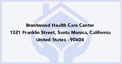 Brentwood Health Care Center