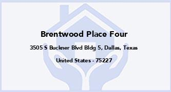 Brentwood Place Four