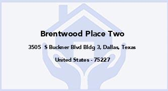 Brentwood Place Two