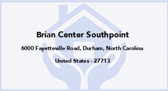 Brian Center Southpoint