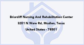 Briarcliff Nursing And Rehabilitation Center