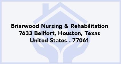 Briarwood Nursing & Rehabilitation