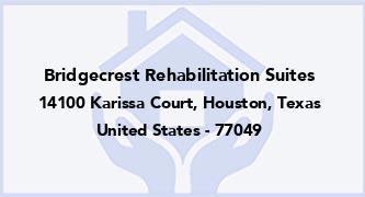 Bridgecrest Rehabilitation Suites