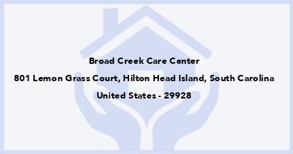 Broad Creek Care Center