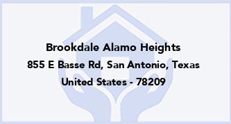 Brookdale Alamo Heights