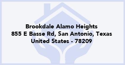 Brookdale Alamo Heights