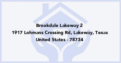 Brookdale Lakeway 2