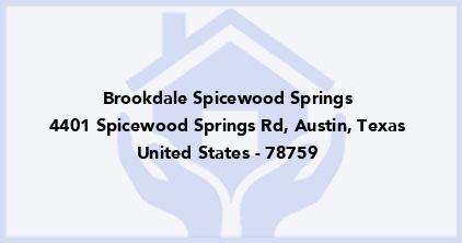 Brookdale Spicewood Springs