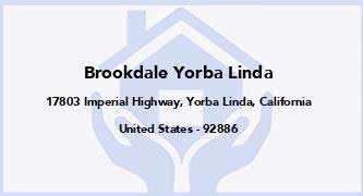 Brookdale Yorba Linda