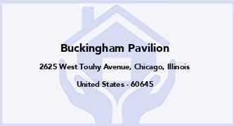 Buckingham Pavilion