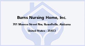 Burns Nursing Home, Inc.