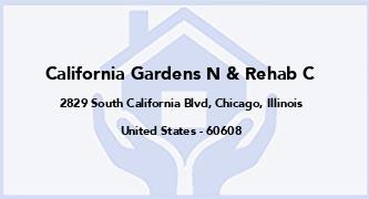 California Gardens N & Rehab C