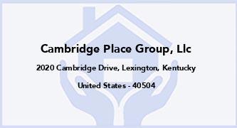 Cambridge Place Group, Llc