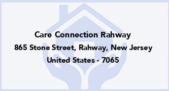 Care Connection Rahway