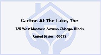 Carlton At The Lake, The