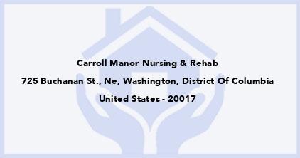 Carroll Manor Nursing & Rehab