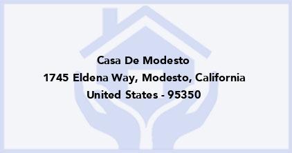 Casa De Modesto