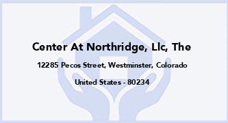 Center At Northridge, Llc, The
