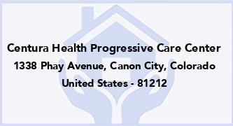 Centura Health Progressive Care Center