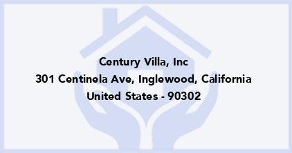 Century Villa, Inc