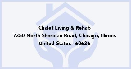 Chalet Living & Rehab