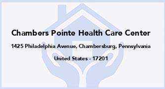 Chambers Pointe Health Care Center