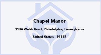 Chapel Manor