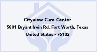 Cityview Care Center