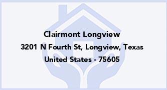 Clairmont Longview