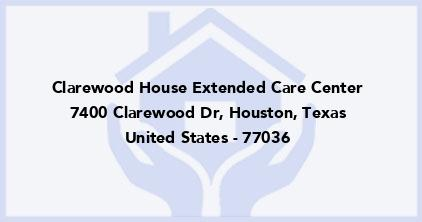 Clarewood House Extended Care Center
