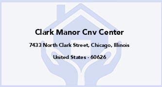 Clark Manor Cnv Center