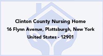 Clinton County Nursing Home
