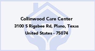 Collinwood Care Center