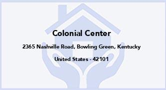 Colonial Center